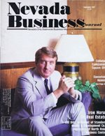 Nevada Business Magazine September 1987 View Issue