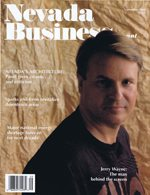 Nevada Business Magazine September 1989 View Issue