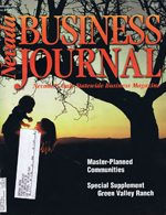 Nevada Business Magazine September 1996 View Issues