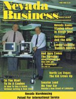 Nevada Business Magazine June 1986 View Issue