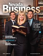 View the June 2014 issue of Nevada Business Magazine