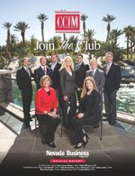 Nevada Business Magazine July 2014 View Special Report