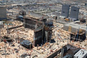 Nevada's commercial real estate market has hit bottom and is recovering, albeit gradually and with some sectors stronger than others, experts said.