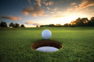 For generations, golfing and business have gone together like steak and red wine.