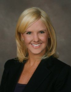 Nevada State Bank has named Erica Benson branch manager for its West Sahara branch, where she oversees banking operations and client services.