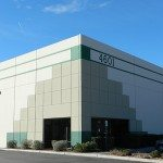 Colliers International – Las Vegas announced the finalization of a lease to Giddy Inc. The industrial property is located at 4601 Cheyenne Ave.