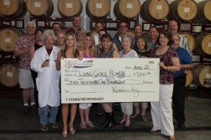 The Henderson Chamber Foundation and Leadership Henderson raised $28,500 during the fourth annual Biddin' for Bottles fundraising and wine tasting event.