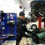 Constant Training Keeps Park Place Infiniti Technician Sharp