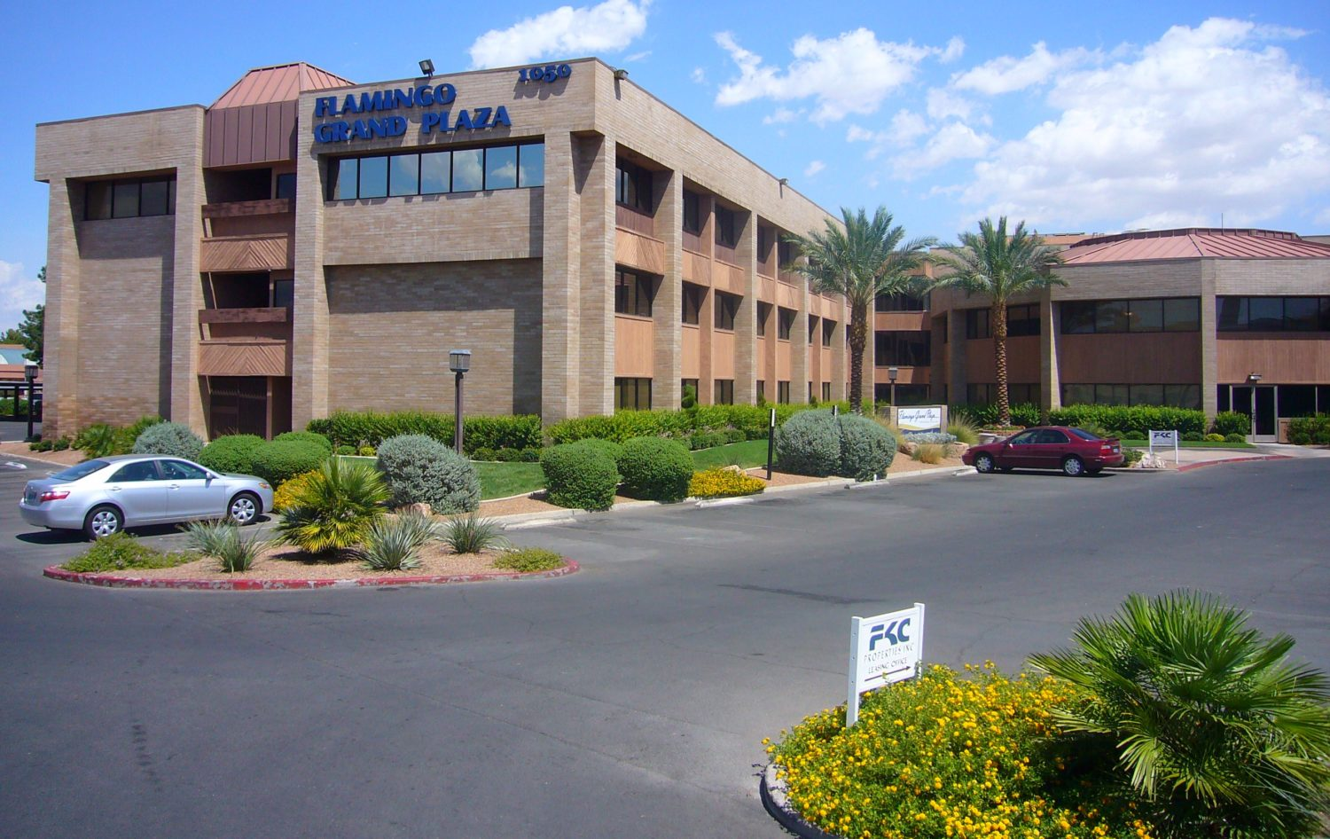 ADV Solutions Leases Property for 1050 E  Flamingo Rd - Nevada