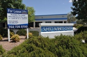 Colliers International announced the finalization of a lease to OcuScience LLC for an office property located at 12B Sunset Way.