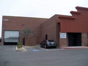 Colliers International announced the finalization of an industrial property located at 2592 Abels Lane