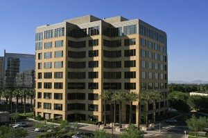 Colliers International announced the finalization of a lease to a 2,815-square-foot office property located at 3960 Howard Hughes Parkway.