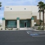 Colliers International announced the finalization of a lease to an industrial property located at 4030 Industrial Center Drive in Las Vegas.