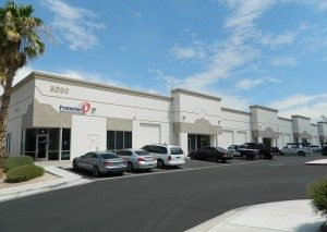 Colliers International finalized a sale to FJM Vegas Holdings LLC for an industrial property located at 5275 Arville St.