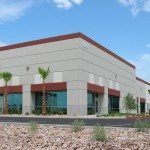 Colliers International announced the finalization of a lease to an industrial property located at 6255 S. Sandhill Road.
