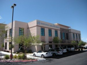 Colliers International announced the finalization of a sale for a 1,500-square-foot office property located at 9120 W. Post Road,