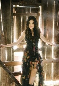 """New Country 102.7 the Coyote presents Lucy Hale of  """"Pretty Little Liars,"""" for a special acoustic performance at Wet'n'Wild Las Vegas on Sunday, July 27."""