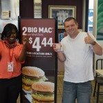 McDonald's Announces BigMac444 Twitter Sweepstakes Grand Prize Winner