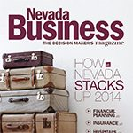 How Nevada Stacks Up 2014