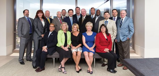Public Servants executives across the state met at the Las Vegas offices of Gordon Silver to discuss the challenges in their industry.