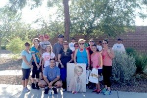 Colliers International – Las Vegas announced the company has raised more than $6,000 for the Candlelighters Childhood Cancer Foundation of Nevada.