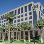 Colliers International announced the finalization of a lease to an office property located at 3993 Howard Hughes Parkway.