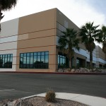 Colliers International announced the finalization of an industrial property located at 7485 Dean Martin Drive.