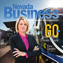 Go Anywhere From Here: Nevada's Transportation System