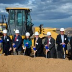 Dermody Properties, a national industrial real estate development and operating company, has broken ground on the final two buildings in LogistiCenter 395.