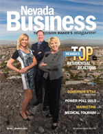 Read the 2015 issue of Nevada Business Magazine!