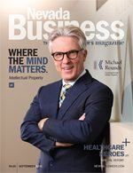 View the September 2015 issue of Nevada Business Magazine!