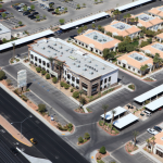 Colliers International announced the finalization of a lease to an office property located at 7900 W. Sahara Ave.