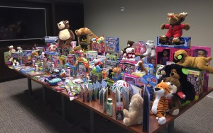 Matt Smith Physical Therapy recently completed its annual toy drive, which benefited Light of the World Childhood Cancer Foundation.Matt Smith Physical Therapy recently completed its annual toy drive, which benefited Light of the World Childhood Cancer Foundation.