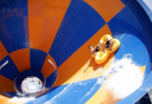 """Wet'n'Wild Las Vegas is giving away 2015 Silver Season Passes every day on its Facebook page during its """"12 Days of Giveaways"""" campaign."""