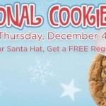 Following Black Friday, Small Business Saturday, Cyber Monday and Giving Tuesday is a sweet retail holiday: National Cookie Day on December 4, 2014.