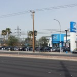 Colliers International announced the finalization of a sale to an auto dealership and service property located at 1700 and 1710 E. Sahara Ave.