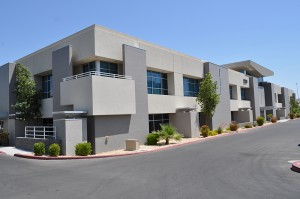 Colliers International announced the finalization of a lease to an office property located at 2250 S. Ranch Drive.