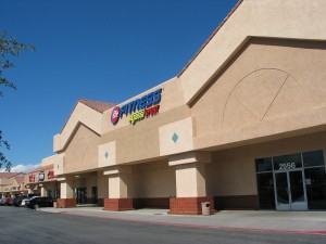 Colliers International announced the finalization of a lease to a retail property located at 2558 Wigwam Parkway.