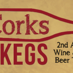 Corks & Kegs guests will be able to sample a wide range of wine, spirits and craft beers, along with hors d'oeuvres and live music.
