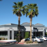 Colliers International announced the finalization of a lease to an office property located at 320 E. Warm Springs Road.
