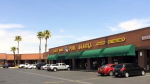 Colliers International announced the finalization of a lease to a retail property located at 3650 S. Decatur Blvd.