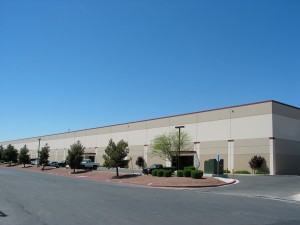 Colliers International announced the finalization of a lease to an industrial property located at 4320 N. Lamb Blvd.