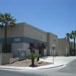 Colliers International announced the finalization of a lease to an industrial property located at 4489 Reno Ave.