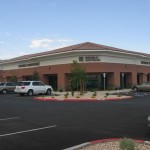 Colliers International announced the finalization of a lease to an office property located at 5594 S. Fort Apache Road.