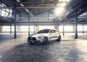 Sleek style, elegance, comfort and race-worthy performance come together in the 2015 Infiniti Q60 Coupe, showcased at the Park Place Infiniti showroom.