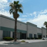Colliers International announced the finalization of a lease to an industrial property located at 4487 Reno Ave. in Las Vegas.