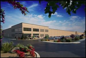 Dermody Properties started construction on LogistiCenter Cheyenne in the Interstate 15 corridor of Las Vegas.