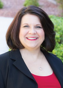Meet Lori Brazfield, director of Nevada System of Higher Education