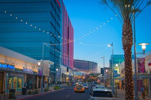 Several Downtown Summerlin restaurants and eateries will be offering special snack packages and dinners to go.