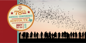 The NCJFCJ 78th Annual Conference, Rethink, Reimagine and Redefine Justice for Children and Families will be held on July 26-29.